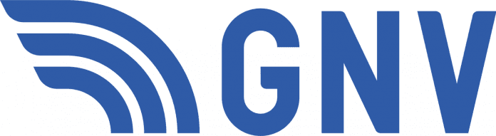 Grandi Navi Veloci GNV logo